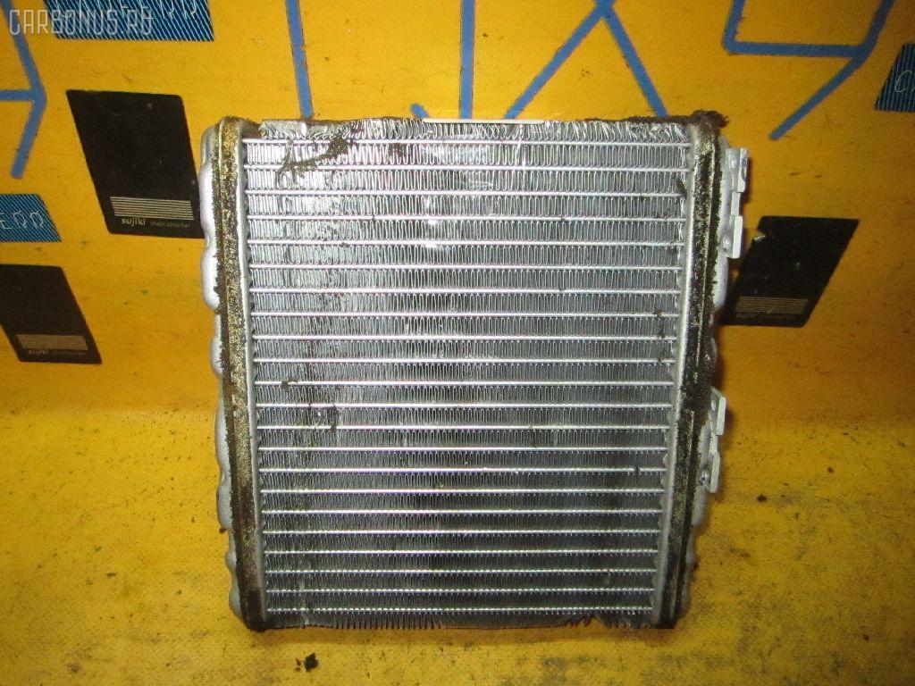 Радиатор печки NISSAN SUNNY FB14 GA15DE. Фото 3