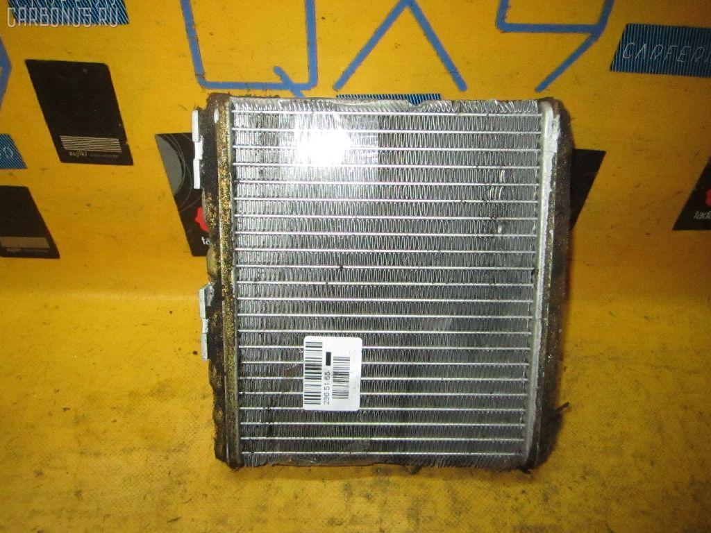Радиатор печки NISSAN SUNNY FB14 GA15DE. Фото 5
