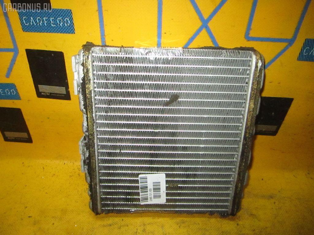 Радиатор печки NISSAN SUNNY FB14 GA15DE. Фото 7