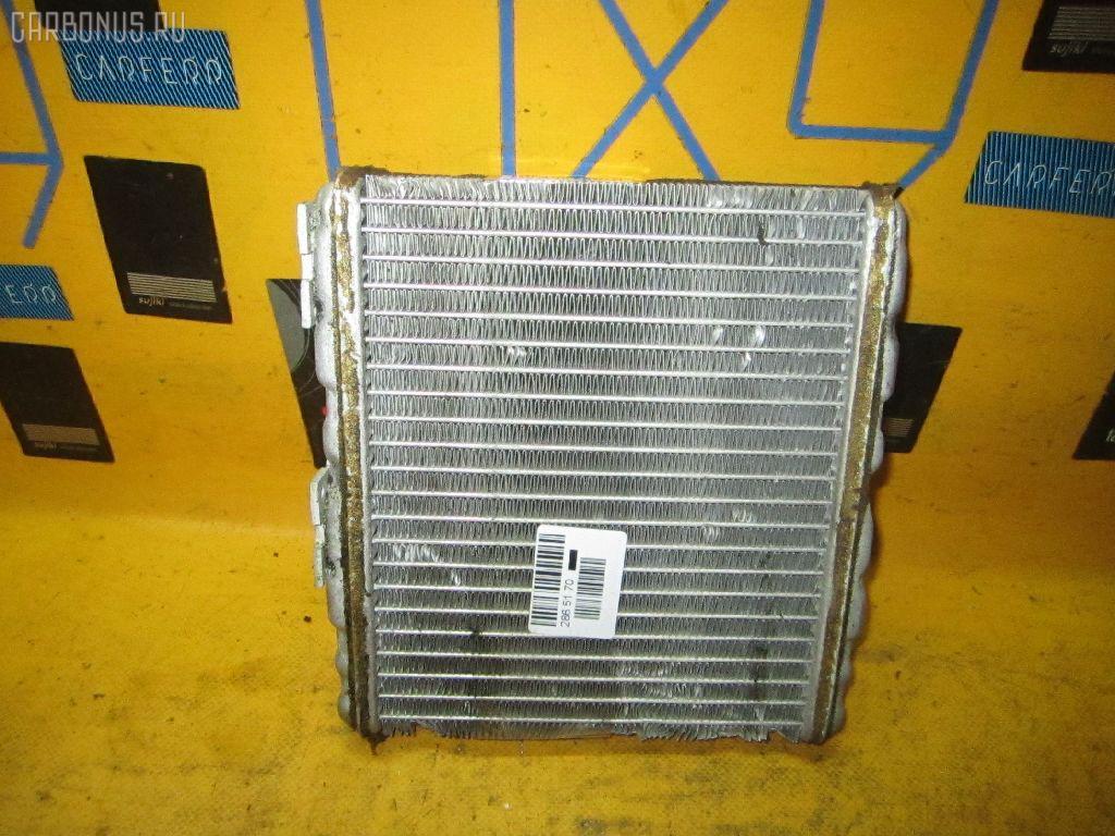 Радиатор печки NISSAN SUNNY FB14 GA15DE. Фото 9
