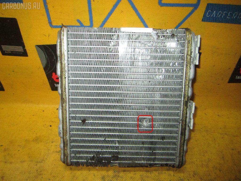 Радиатор печки NISSAN SUNNY FB14 GA15DE. Фото 10