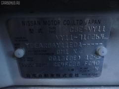 Дефлектор NISSAN AD VAN VY11 Фото 3