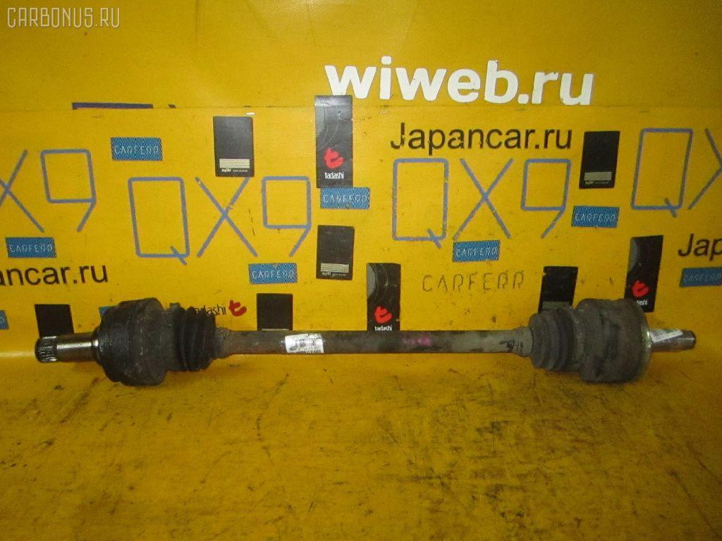 Привод MERCEDES-BENZ C-CLASS W203.045 111.955 Фото 1