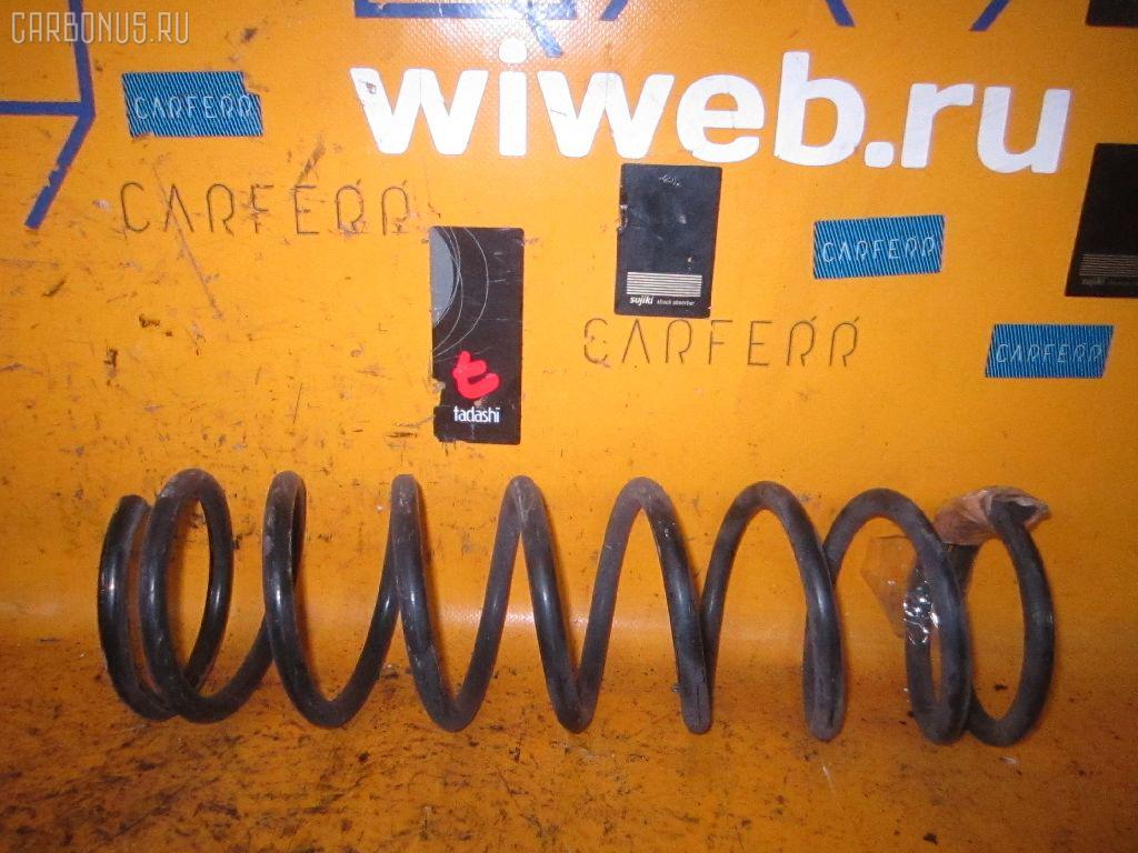 Пружина FORD FOCUS WF0FYD FYDB. Фото 3