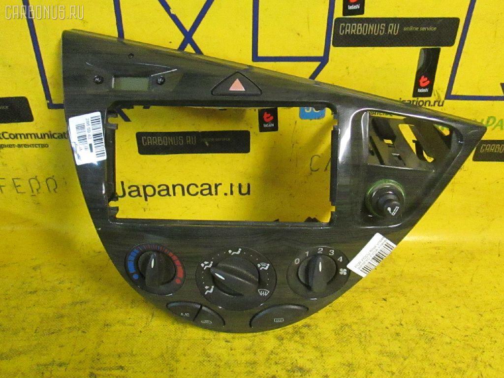 Блок управления климатконтроля Ford Focus WF0FYD FYDA Фото 1