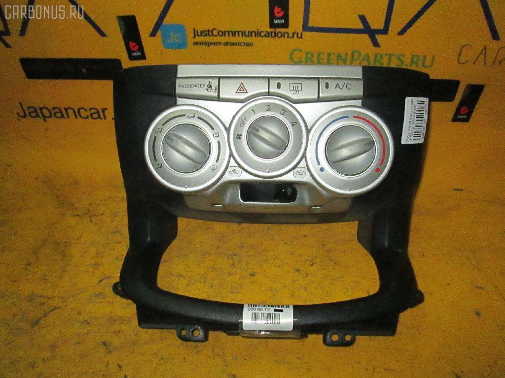 Блок управления климатконтроля Toyota Passo KGC10 1KR-FE Фото 1