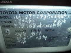 Обшивка салона Toyota Corolla fielder ZZE122G Фото 5