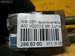 Выключатель концевой Nissan Cefiro A32 VQ20DE Фото 8