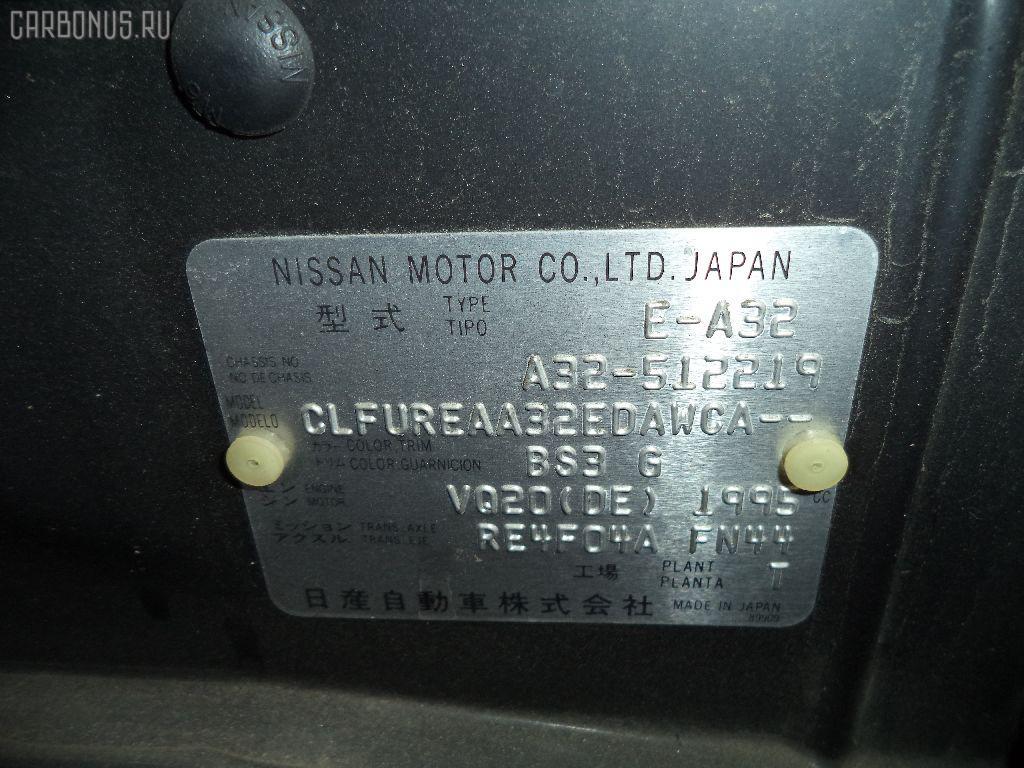 Дефлектор NISSAN CEFIRO A32 Фото 6