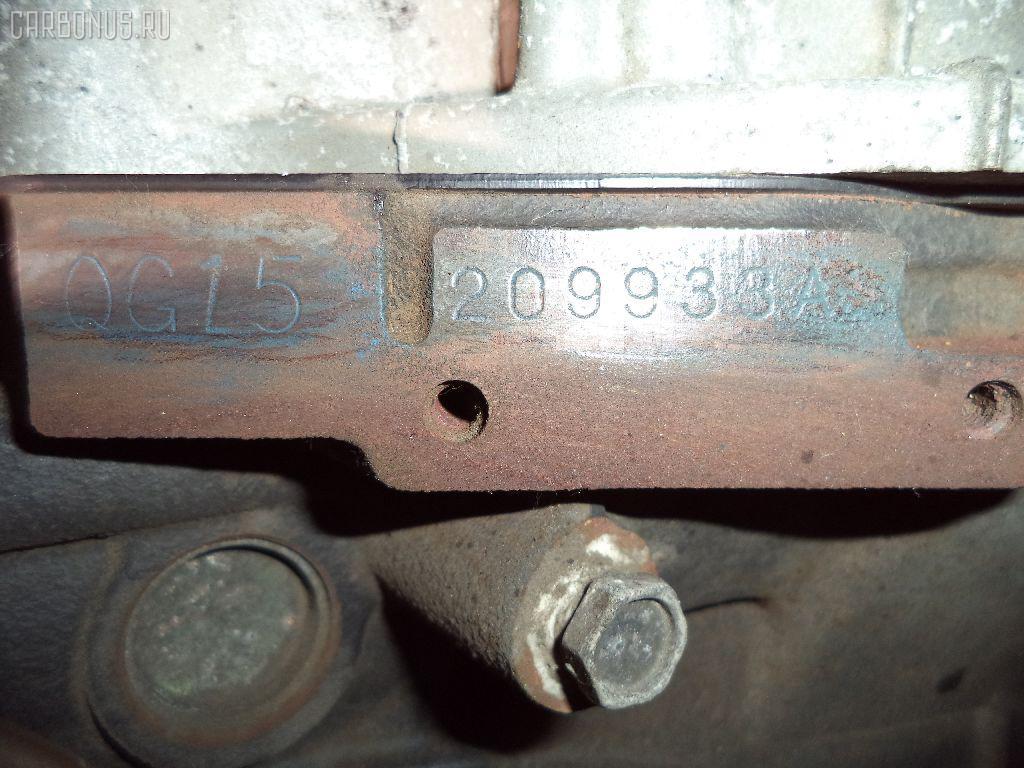 Подушка двигателя NISSAN SUNNY FB15 QG15DE Фото 7