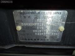 Выключатель концевой NISSAN SUNNY FB15 QG15DE Фото 5