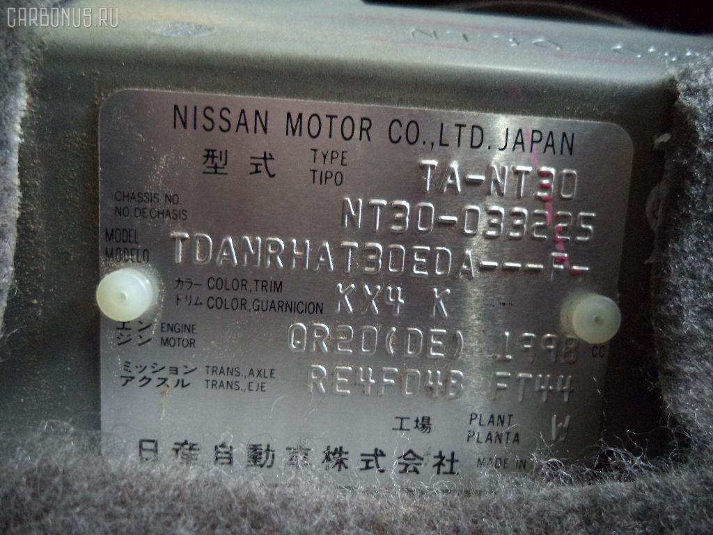 Обшивка салона NISSAN X-TRAIL NT30 Фото 6