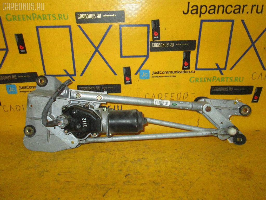 Мотор привода дворников NISSAN X-TRAIL NT30. Фото 4