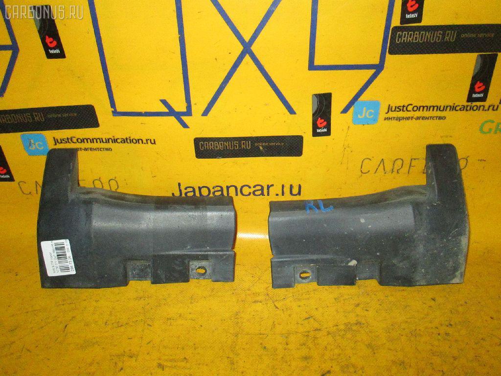 Порог кузова пластиковый ( обвес ) NISSAN X-TRAIL NT30 Фото 1