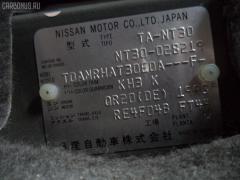 Порог кузова пластиковый ( обвес ) Nissan X-trail NT30 Фото 7