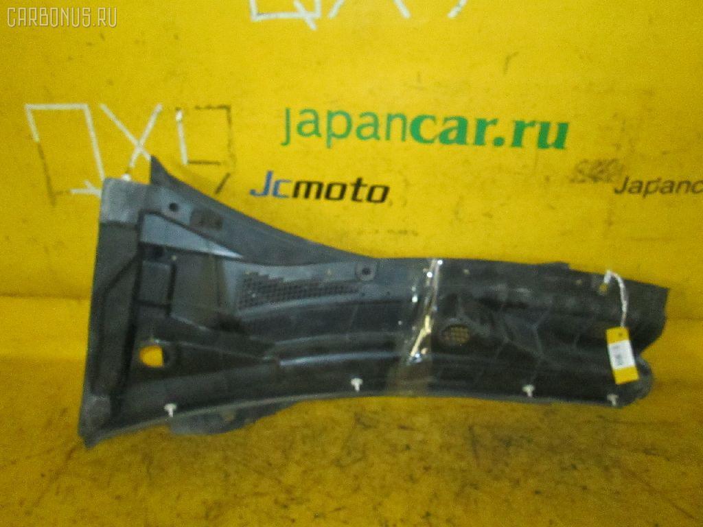 Решетка под лобовое стекло Nissan X-trail NT30 Фото 1