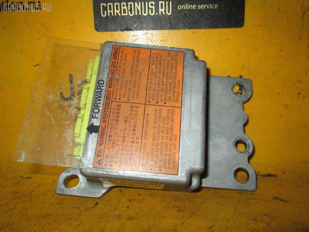 Блок управления air bag NISSAN X-TRAIL NT30 Фото 2