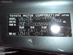 Тросик топливного бака TOYOTA WISH ZNE10G Фото 6