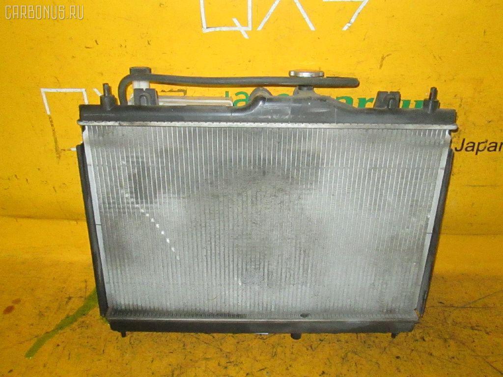 Радиатор ДВС NISSAN AD EXPERT VY12 HR15DE. Фото 5