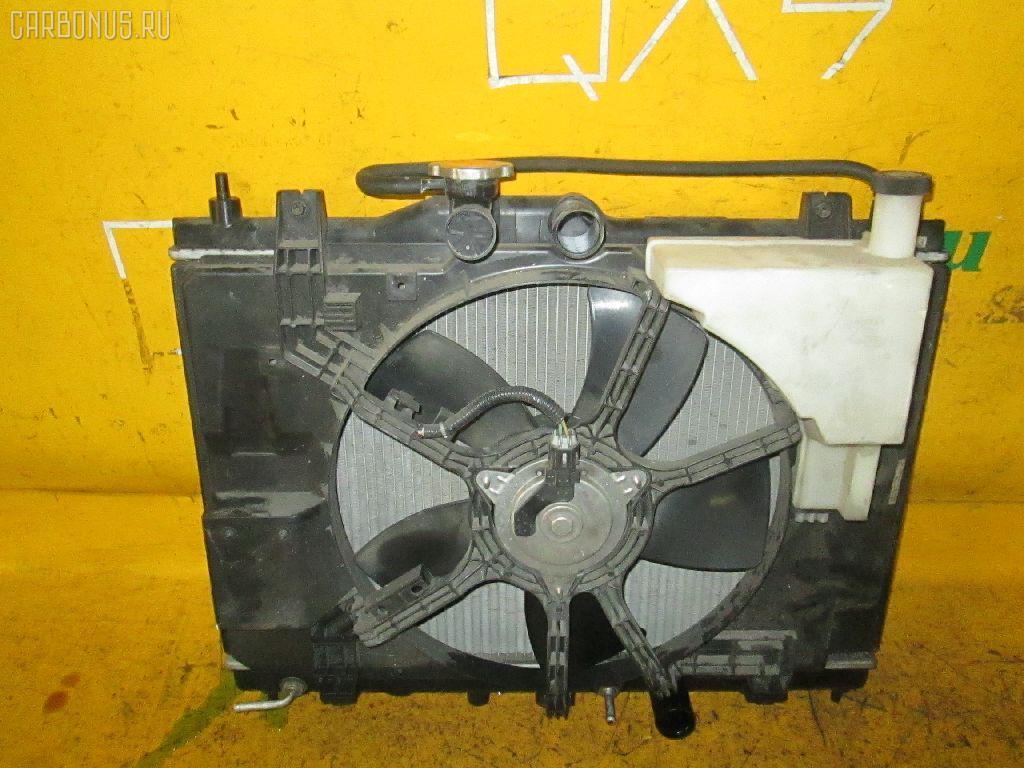 Радиатор ДВС NISSAN AD EXPERT VY12 HR15DE. Фото 6