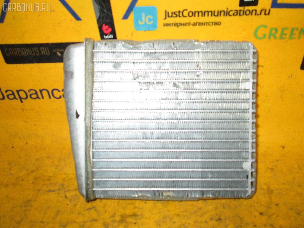 Радиатор печки NISSAN AD EXPERT VY12 HR15DE. Фото 3