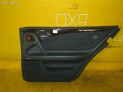 Обшивка двери MERCEDES-BENZ E-CLASS W210.061 Фото 1