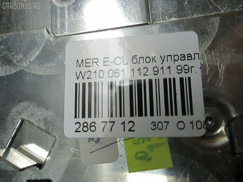 Автомагнитофон MERCEDES-BENZ E-CLASS W210.061 Фото 8