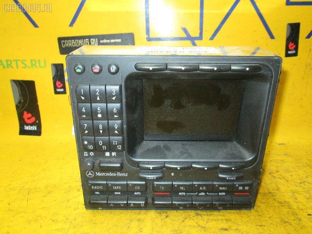Автомагнитофон MERCEDES-BENZ E-CLASS W210.061 Фото 1