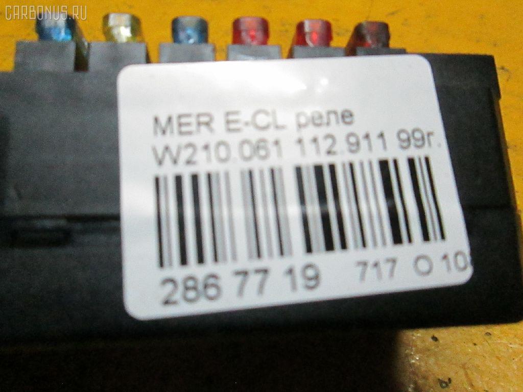Реле MERCEDES-BENZ E-CLASS W210.061 112.911 Фото 7