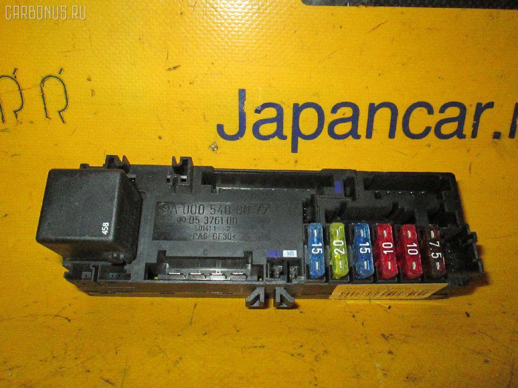 Реле MERCEDES-BENZ E-CLASS W210.061 112.911 Фото 1