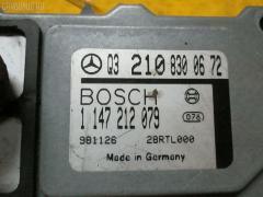 Датчик вредных газов наружнего воздуха MERCEDES-BENZ E-CLASS W210.061 Фото 1