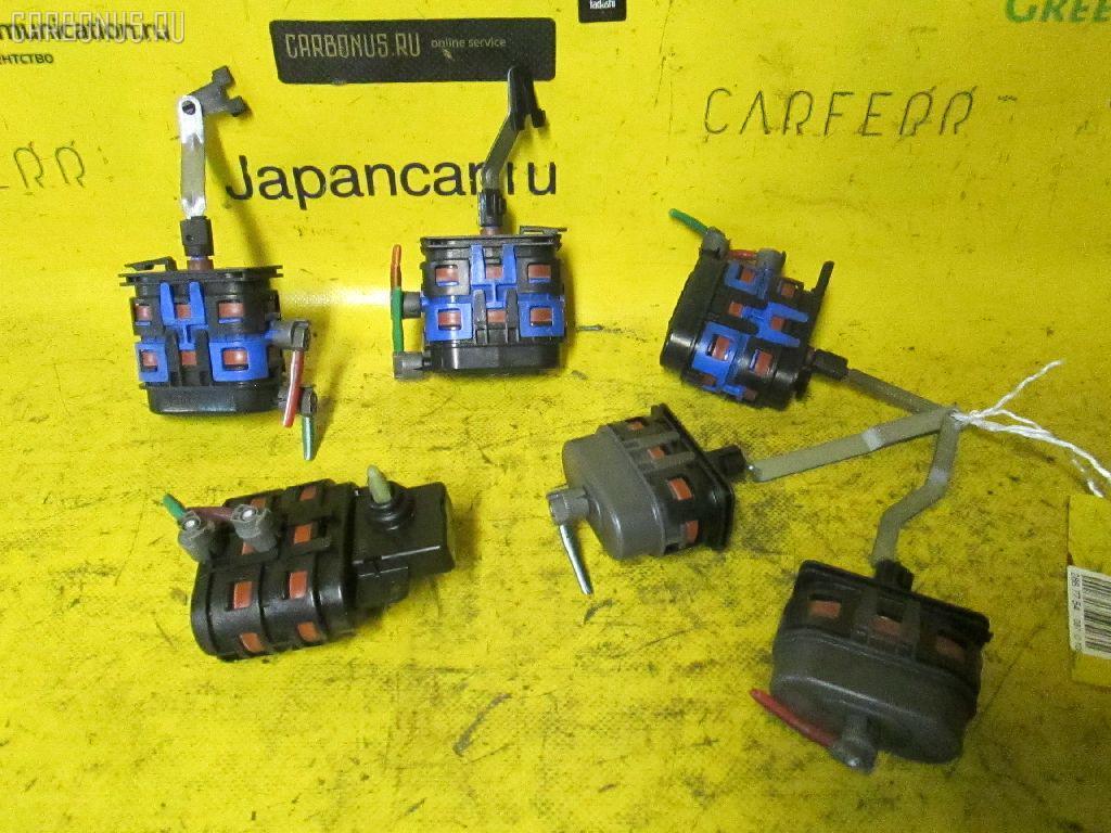 Моторчик заслонки печки MERCEDES-BENZ E-CLASS W210.061 112.911 Фото 1