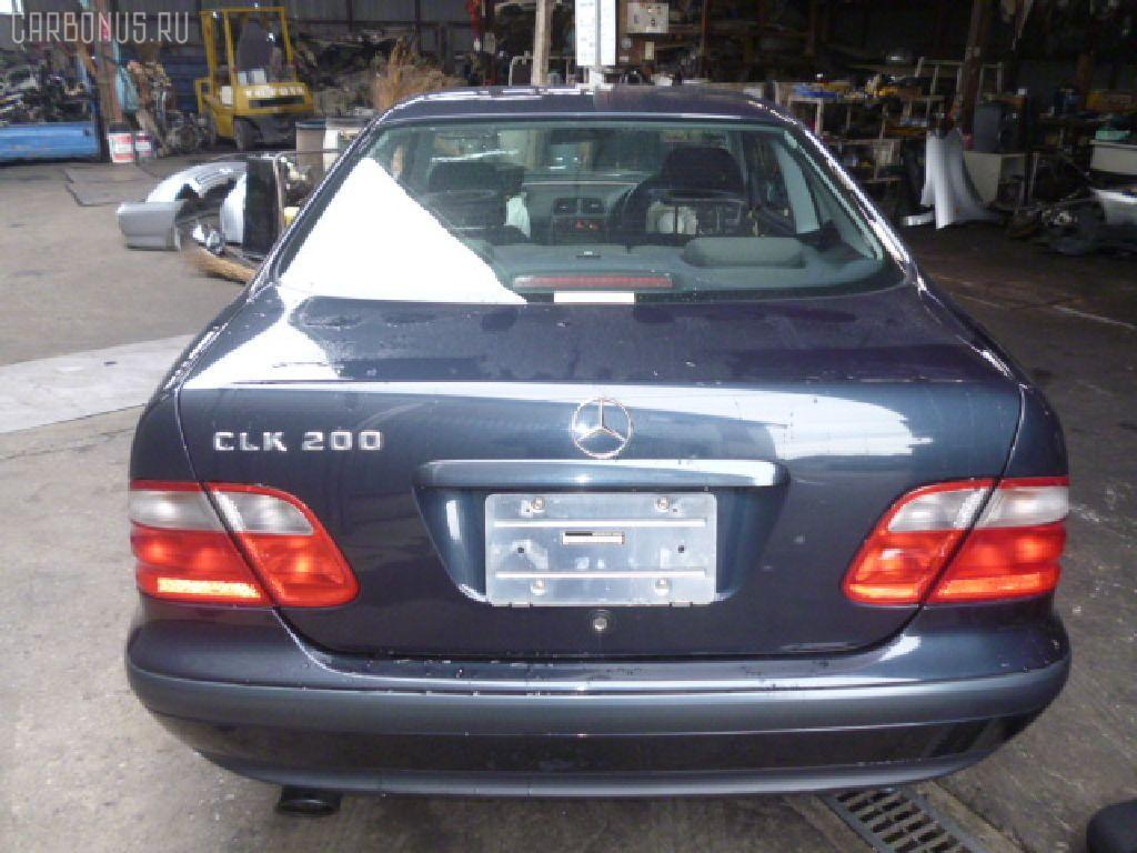 Обшивка багажника MERCEDES-BENZ CLK-CLASS C208.335 Фото 6