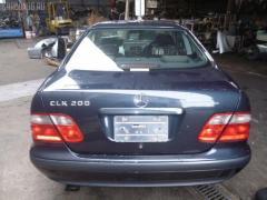 Обшивка багажника MERCEDES-BENZ CLK-CLASS C208.335 Фото 5