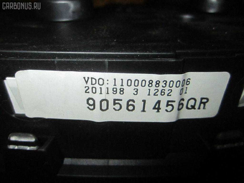 Спидометр OPEL ASTRA G XK180 X18XE1. Фото 2