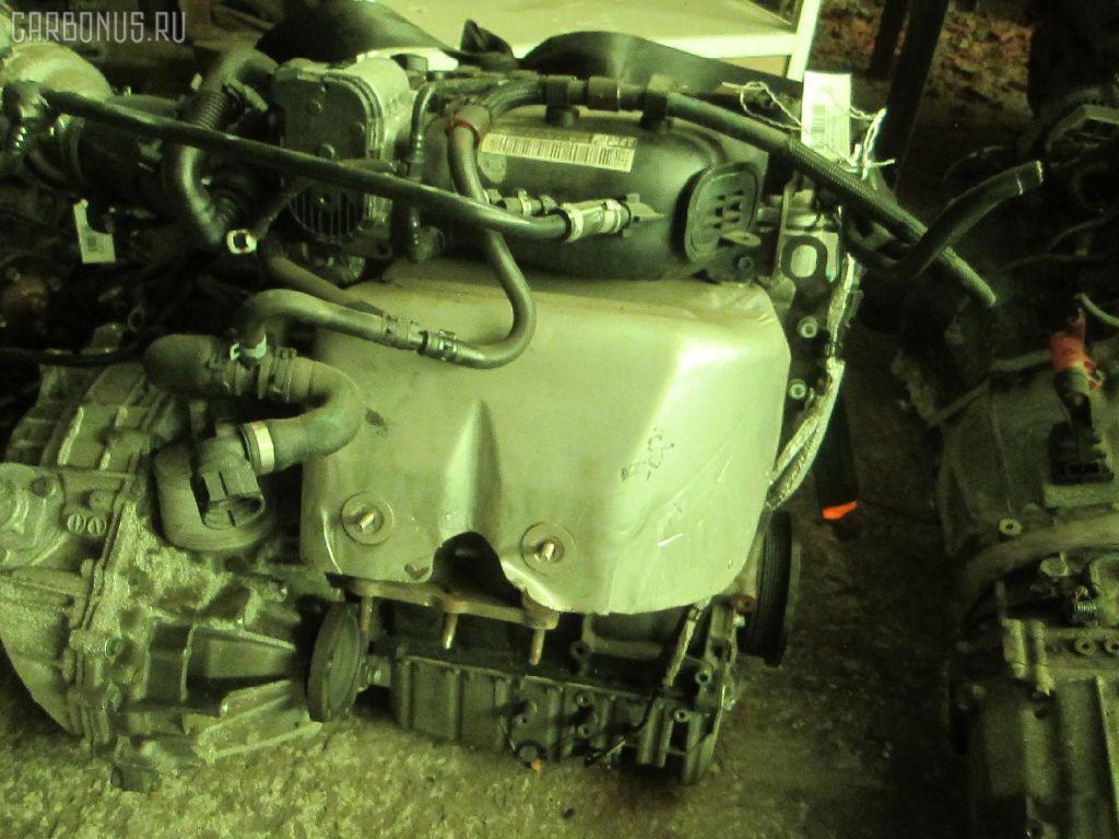 Двигатель VOLKSWAGEN BORA 1JAQN AQN Фото 7