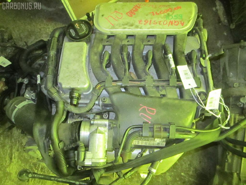 Двигатель VOLKSWAGEN BORA 1JAQN AQN Фото 8