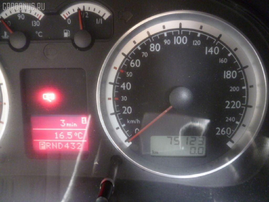 Патрубок радиатора ДВС VOLKSWAGEN BORA 1JAQN AQN Фото 7
