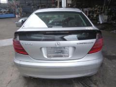 Порог кузова пластиковый ( обвес ) Mercedes-benz C-class sports coupe CL203.745 Фото 7
