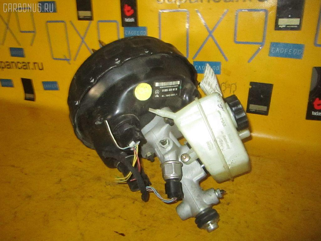 Главный тормозной цилиндр MERCEDES-BENZ C-CLASS SPORTS COUPE CL203.745 111.955 Фото 2