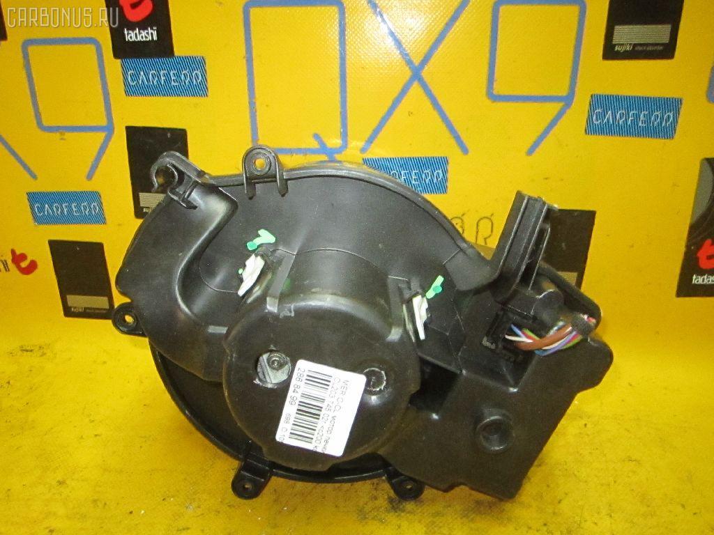 Мотор печки MERCEDES-BENZ C-CLASS SPORTS COUPE CL203.745 Фото 1