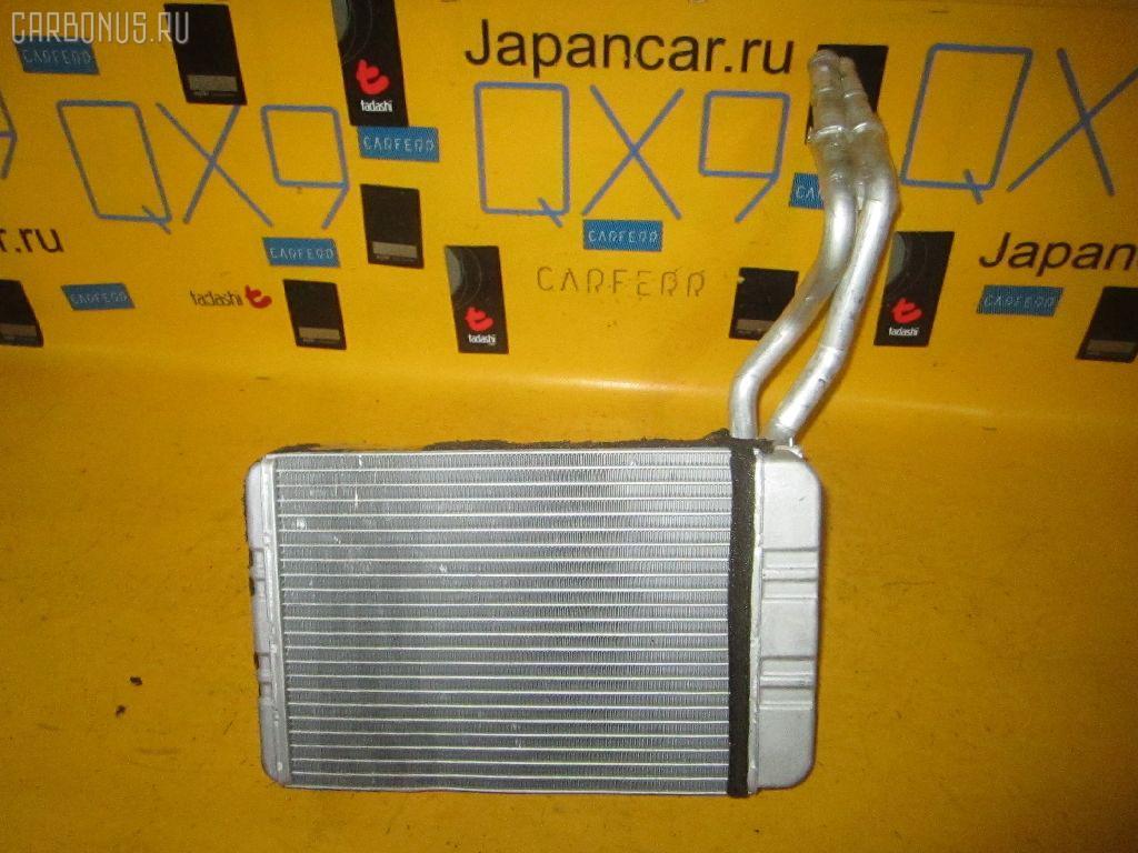Радиатор печки MERCEDES-BENZ C-CLASS SPORTS COUPE CL203.745 111.955 Фото 2