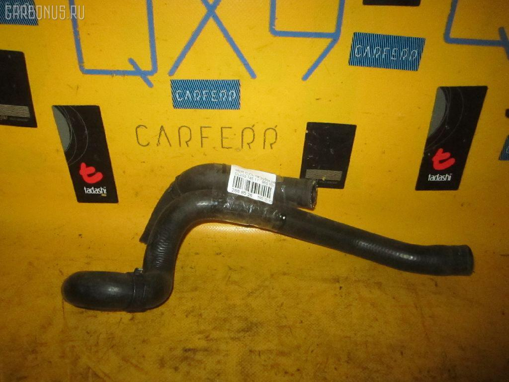 Патрубок радиатора печки MERCEDES-BENZ C-CLASS SPORTS COUPE CL203.745 111.955 Фото 1