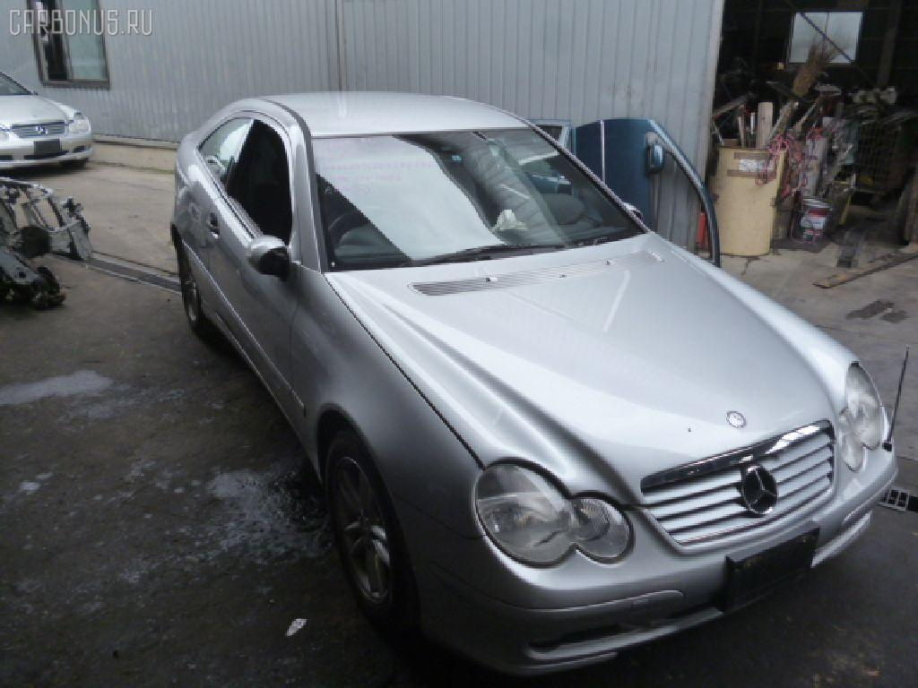Подкрылок MERCEDES-BENZ C-CLASS SPORTS COUPE CL203.745 Фото 3