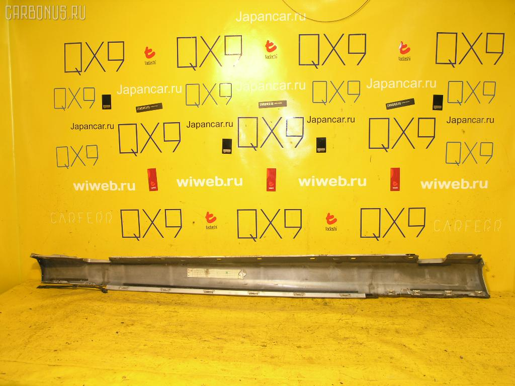 Порог кузова пластиковый ( обвес ) MERCEDES-BENZ C-CLASS SPORTS COUPE CL203.745 Фото 2