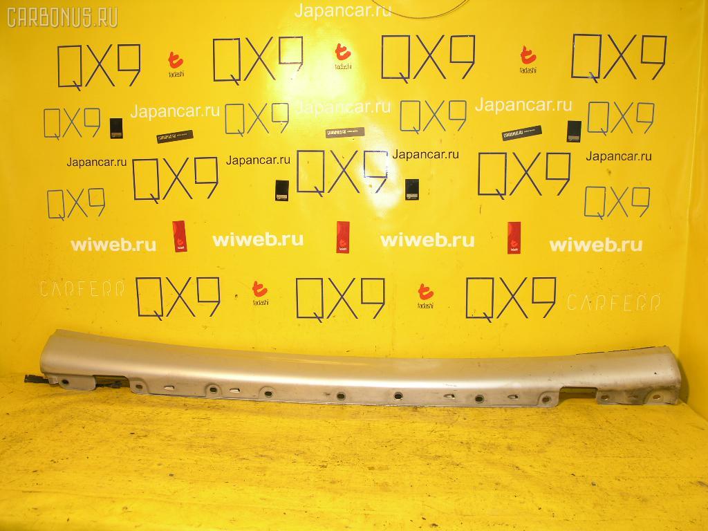 Порог кузова пластиковый ( обвес ) MERCEDES-BENZ C-CLASS SPORTS COUPE CL203.745 Фото 3