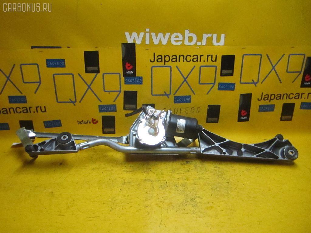 Мотор привода дворников MERCEDES-BENZ C-CLASS SPORTS COUPE CL203.745 Фото 2