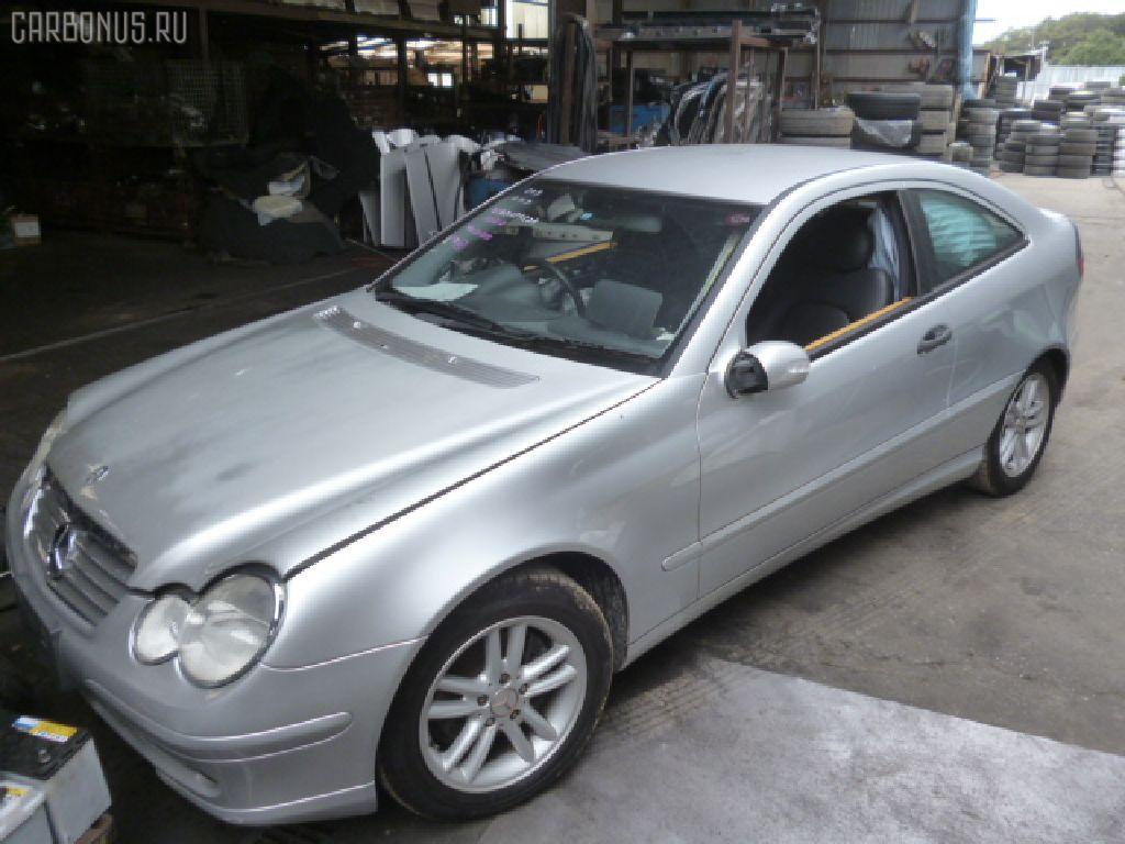 Патрубок интеркуллера MERCEDES-BENZ C-CLASS SPORTS COUPE CL203.745 111.955 Фото 5