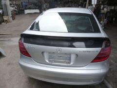 Обшивка багажника Mercedes-benz C-class sports coupe CL203.745 Фото 7