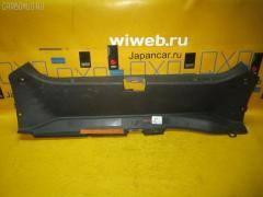 Обшивка багажника Mercedes-benz C-class sports coupe CL203.745 Фото 2